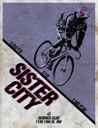 Sister city 2015 poster by Jankycc