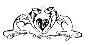 My Tattoo 4 by DesignTheSkinYourIn