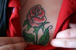 BEAUTIFUL rose by DesignTheSkinYourIn