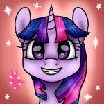 Mane 6 Icon Set #6 - Twilight Sparkle by overtherainbw