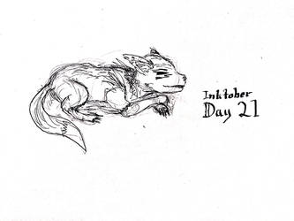 Inktober Day 21 by Bolo42