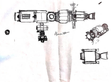 Z-Craft concept development 12