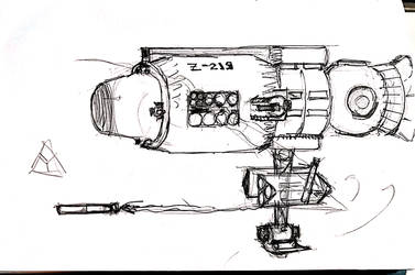 Z-Craft concept development 14