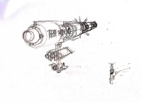Z-Craft concept development 13
