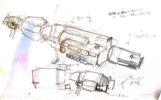 Z-Craft concept development 11
