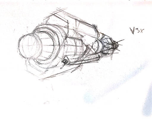 Z-Craft concept development 9