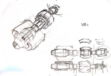 Z-Craft concept development 8