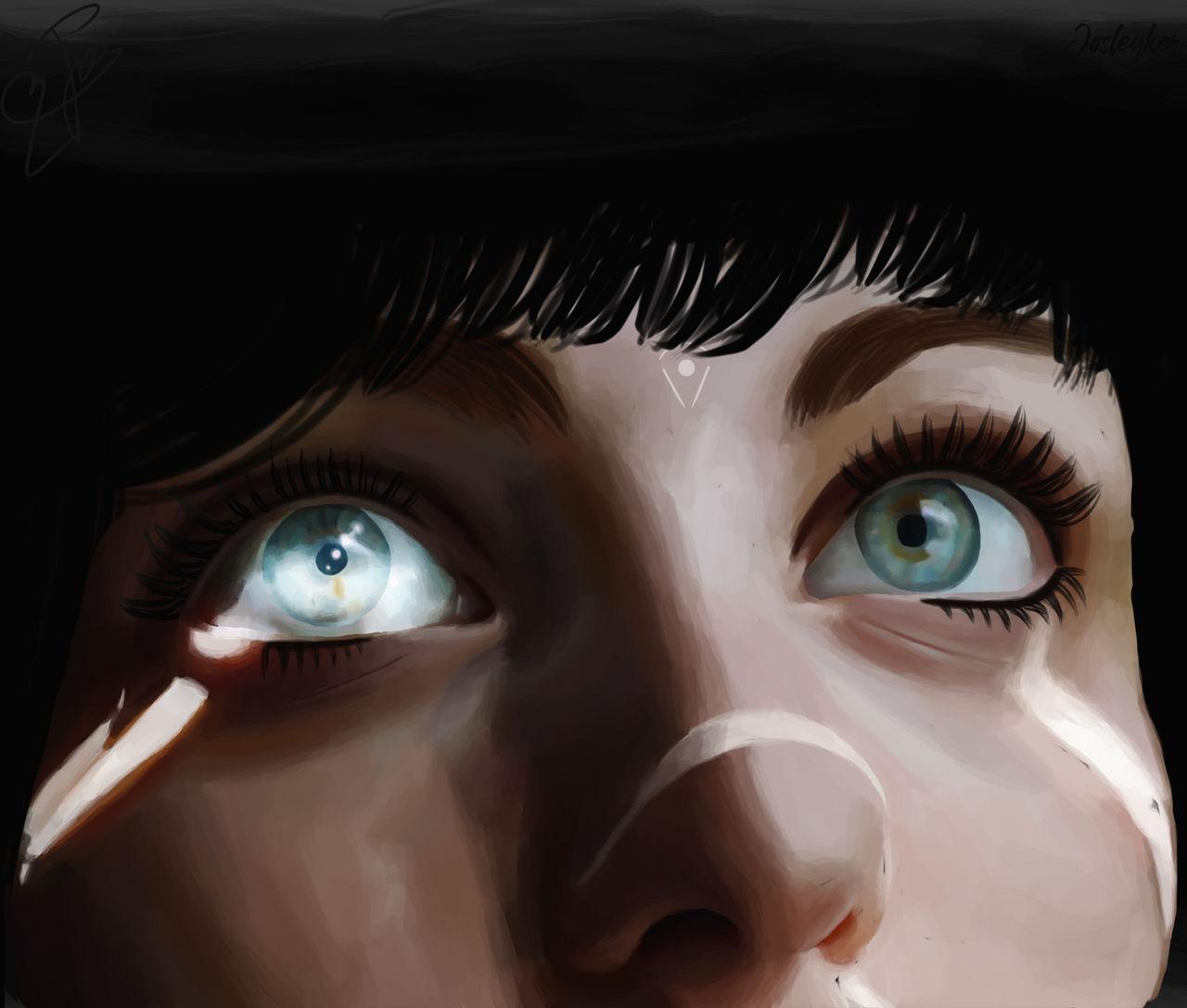 Shiny Eyes