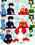 Inuyasha meets Ranma