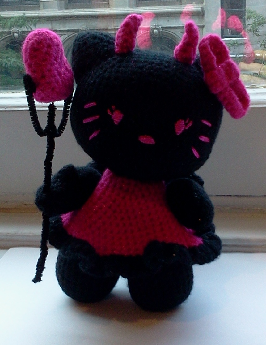 Amazon.com: Hello Kitty Crochet: Supercute Amigurumi Patterns for ... | 1115x861