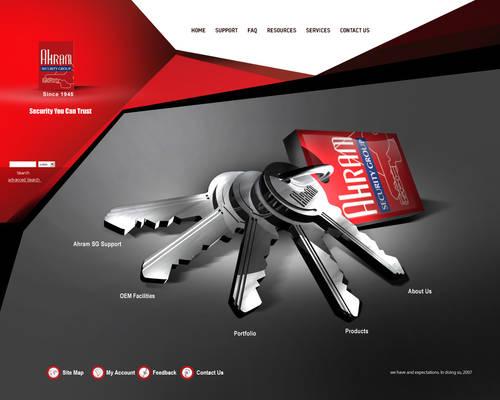 al-ahram website