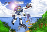 Transformers - Soundwave....is awesome!!