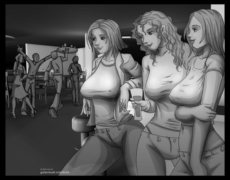 Babes by gulavisual