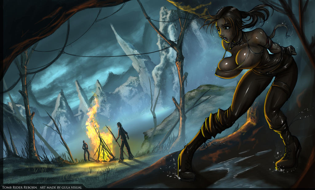 Lara Reborn by gulavisual