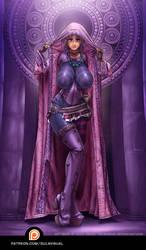 Just Astrid / Gaia Tunic dressed version