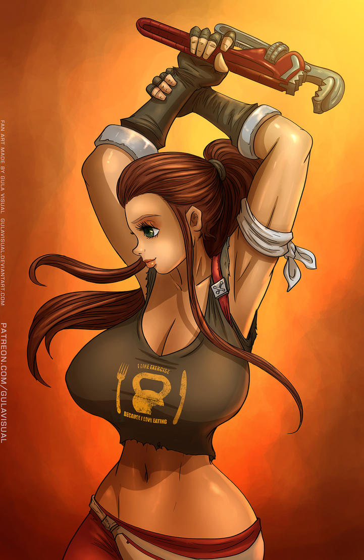 Brigitte, the 27 hero!!!! by gulavisual