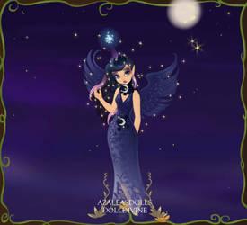 Princess Luna: Pixie Scene Maker