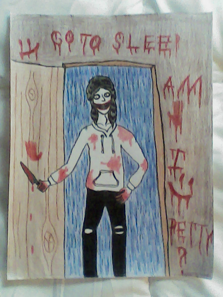 Jeff The Killer by MLT447