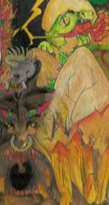 Abstract Dragon's Lair