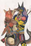 Anubis and Anput