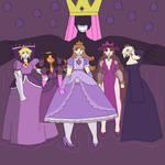 Five Shadow Queens