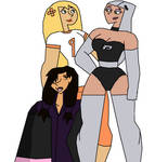 Paulina Phantom with Star and Jordan
