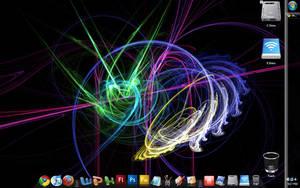 Windows Vista Desktop by neon280