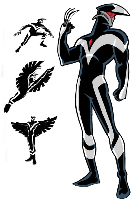 Darkhawk by JoelRCarroll