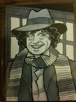 The Fourth Doctor by JoelRCarroll
