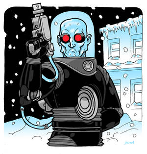 Mr. Freeze Commission