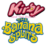 Kirby And The Rise of The Banana Splits logo