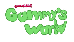 Gummibar Gummy's World (Official Logo)