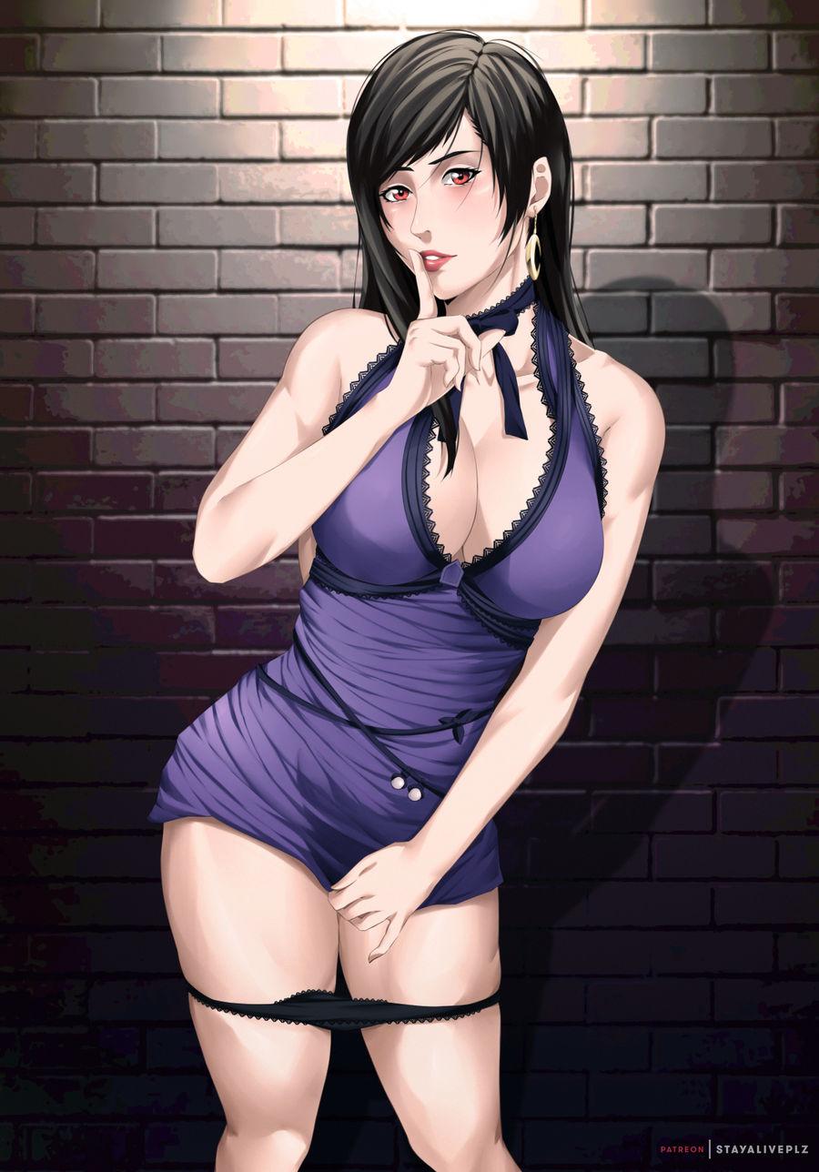Tifa Lockhart (+NSFW optional) | Final Fantasy