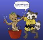 O Christmas Groot