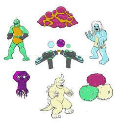 Monsters of Trek