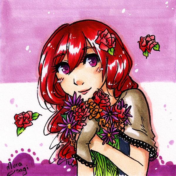 .: Flowers :. by MuraUsagi