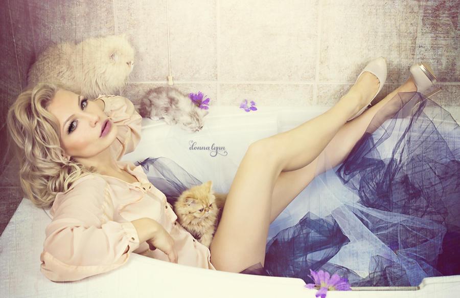 Bath Belle~ by Donna-Lynn