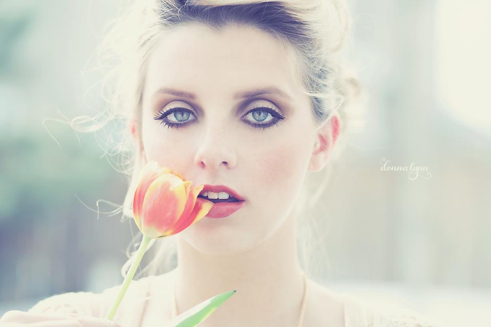 tulip by Donna-Lynn