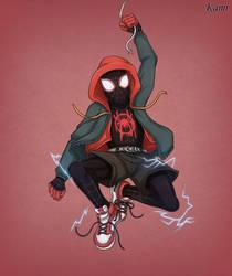 [CD] Spider-man by KamiSulit
