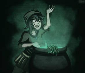 [SVTFOE] Witchy Stuff by KamiSulit