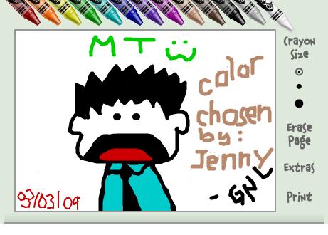 Mr. MT by samshil