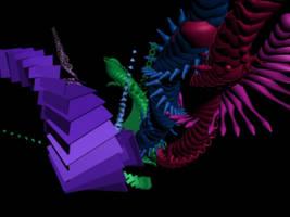 Fubar 3D Max Lab Work 2 by Puck98