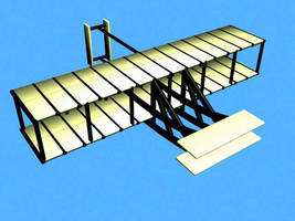 'Wright Flyer' by Puck98