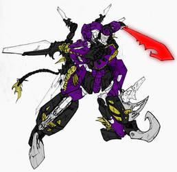 Blitz-Wing's creation
