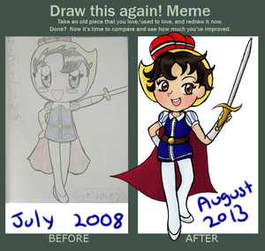 Draw This Again - July 2008-August 2013