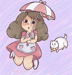 Bee and Puppycat - Gift Drawing for Kida