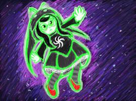 Jade Harley God Tier Sketch