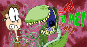 Little Shop of Horrors by Moon-manUnit-42