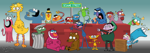 Directions to Sesame Street by Moon-manUnit-42