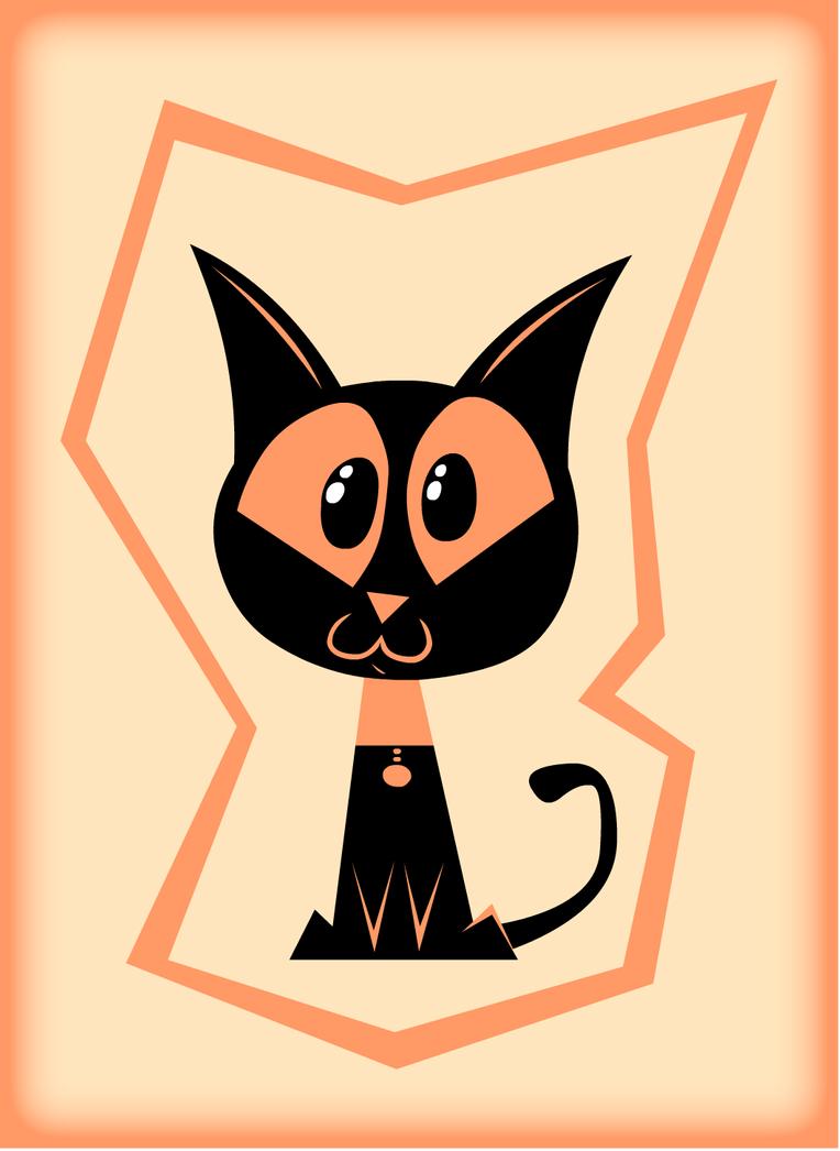 Kitty Cat Man by Moon-manUnit-42